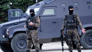 Împuşcături în Ankara, marţi dimineaţa, în faţa ambasadei SUA în capitala Turciei