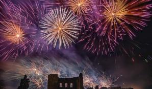 Explozii la fabrica de artificii