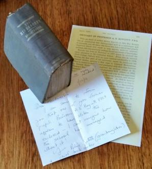 Carte returnată după 120 de ani