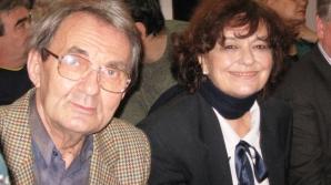 Ana Blandiana și Romulus Rusan