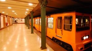Coliziune violentă între două garnituri de metrou, la Budapesta: zece răniţi