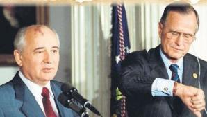 Gorbaciov si Bush