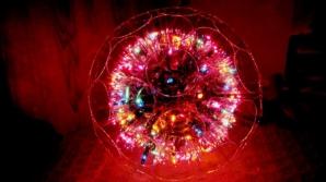 Cea mai simplă şi frumoasă decoraţiune de Crăciun! O poţi face, cu uşurinţă, acasă la tine