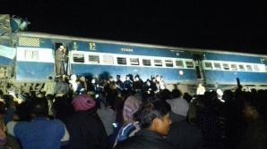Accident de tren în India