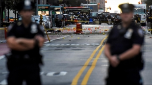 EXPLOZIE la o secţie de poliţie din Italia: O bombă artizanală a fost detonată. Cel puţin un rănit
