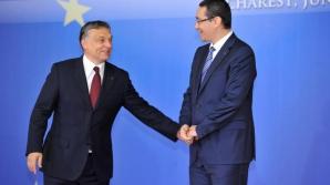Hoandră, după ce Ponta s-a văzut cu Orban: