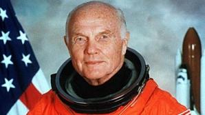 A murit John Glenn, primul astonaut american care a orbitat în jurul Pământului