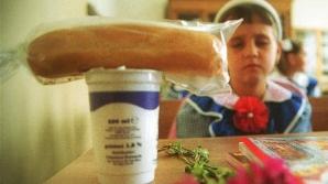 Nereguli în Laptele si cornul