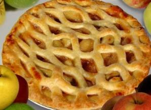Aşa faci cea mai bună plăcintă cu mere. Cel mai apreciat desert de post