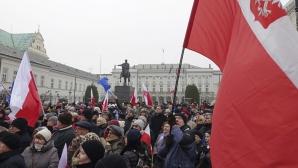 Andrzej Duda, negocieri cu partidele