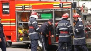 Explozie la un bloc de locuințe din Cluj-Napoca