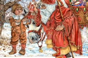 Tradiţii de Sfântul Nicolae. Ce se întâmplă dacă ninge azi