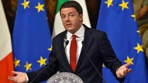 Matteo Renzi și-a anunțat demisia