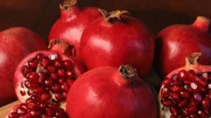 10 motive ca să mănânci cât mai des rodii