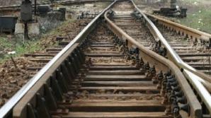 Locomotiva unui tren a deraiat în judeţul Harghita. Traficul feroviar, oprit