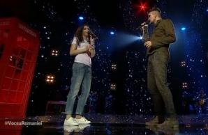 Câştigătoare Vocea României - Teodora Buciu