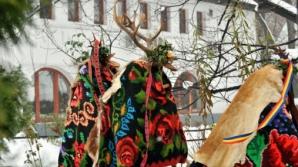 Cele mai frumoase tradiţii şi obiceiuri de Anul Nou. Ce semnifică, de fapt, umblatul cu Capra - Foto: agerpres.ro
