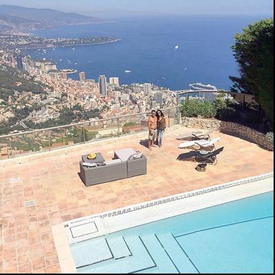 Cum arată noua vilă din Monaco a Mihaelei Rădulescu (GALERIE FOTO)