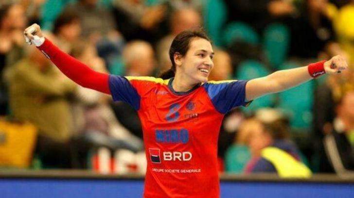 Veste extraordinară despre handbalista Cristina Neagu