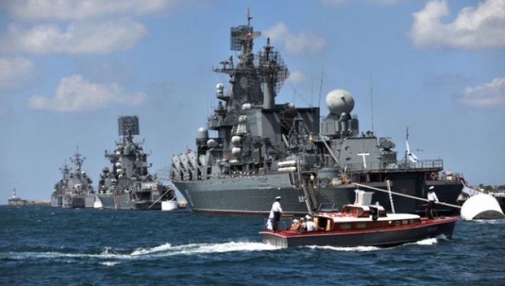 Nave Rusia