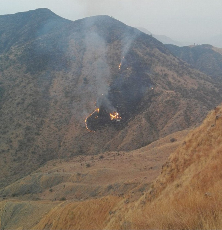 Un avion cu 48 de persoane la bord s-a prăbușit în Pakistan. Nu există supravieţuitori