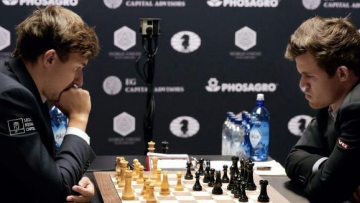 Cine este campionul european la șah rapid în 2016?