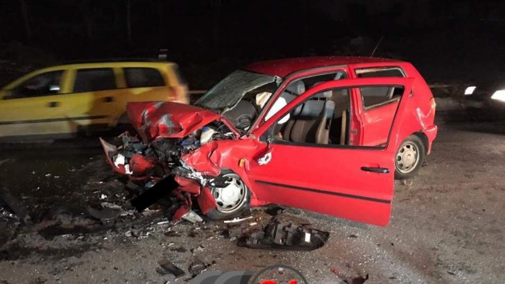 Accident în județul Sălaj