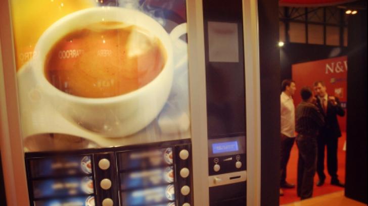 De unde provine apa folosită la automatele de cafea? Nimeni nu o controlează