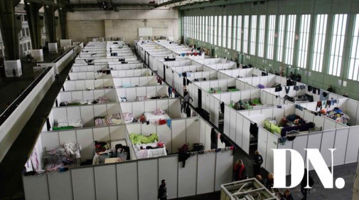 Centru de refugiaţi