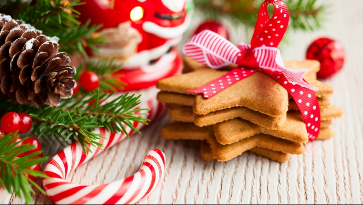 Aşa faci cei mai buni biscuiţi de Crăciun. Reţeta care îţi va impresiona musafirii