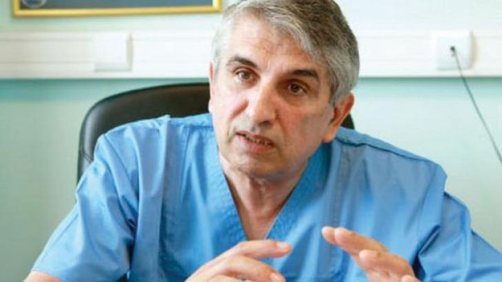 Fiul lui Burnei, şi el medic, vorbeşte pentru prima dată despre cazul tatălui său
