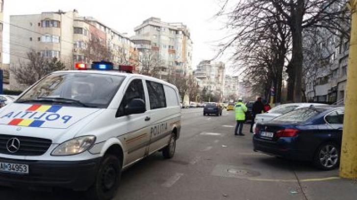 Alarmă falsă cu bombă la Constanţa: s-a găsit o valiză suspectă abandonată pe stradă