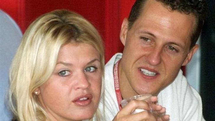 Decizie-ŞOC luată de familia lui Michael Schumacher. Nimeni nu-şi explică de ce face soţia aşa ceva