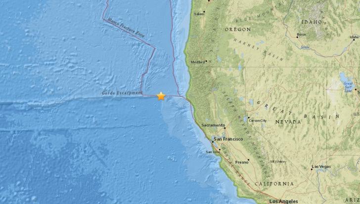 Seism California