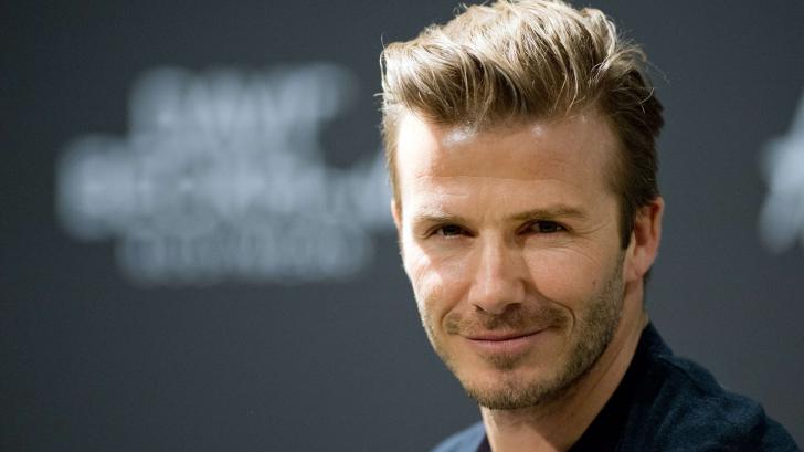 David Beckham îşi vede visul cu ochii. A surprins toată America