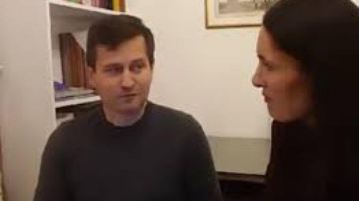Soţul lui Clotilde Armand, exclus din USR