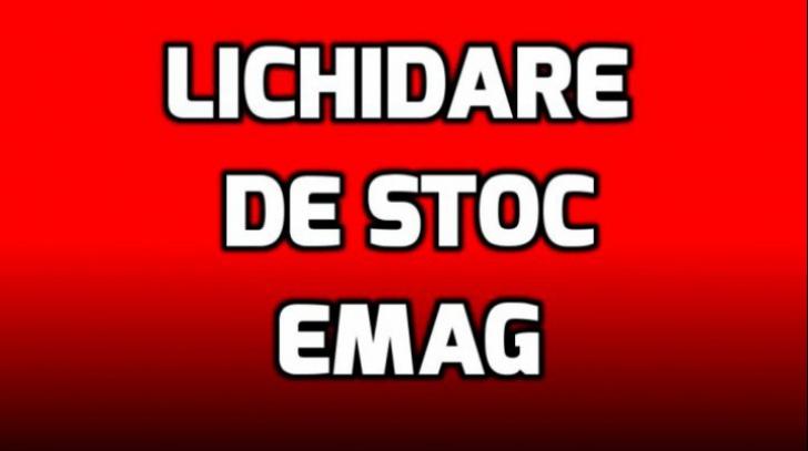 eMAG - Lichidare de stoc - 7 oferte de senzatie