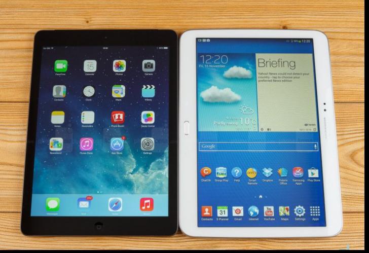 eMAG – 5 tablete Samsung si iPad la preturi excelente – Ce reduceri au inainte de Revelion