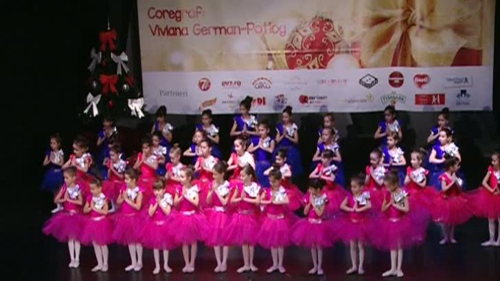 Feeria Crăciunului, pe scena Teatrului Lipscani, din Capitală