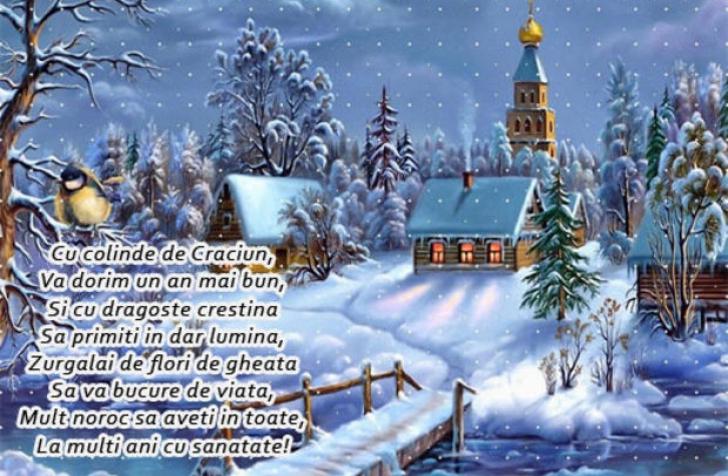Top 30 cele mai frumoase mesaje de Crăciun. Trimite-le celor dragi o scurtă urare de Crăciun