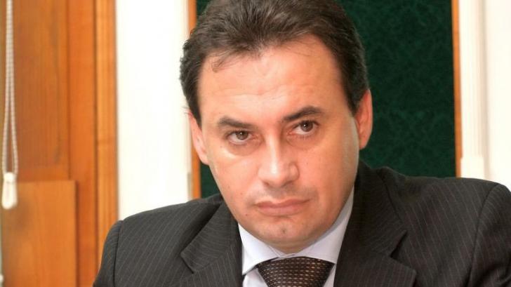 Gheorghe Falcă, şeful de campanie al PNL, a suferit un preinfarct