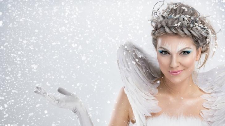 Prinţesa iernii. EA este femeia care va fi răsfăţată de astre