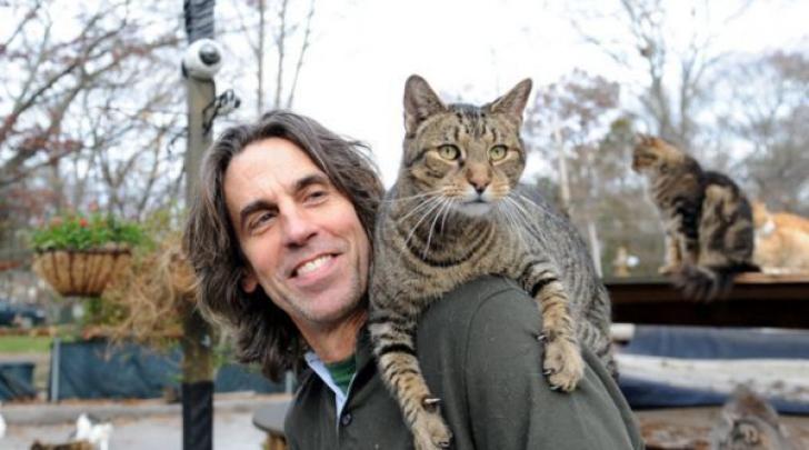 Un american şi-a transformat casa în adăpost pentru 300 de pisici
