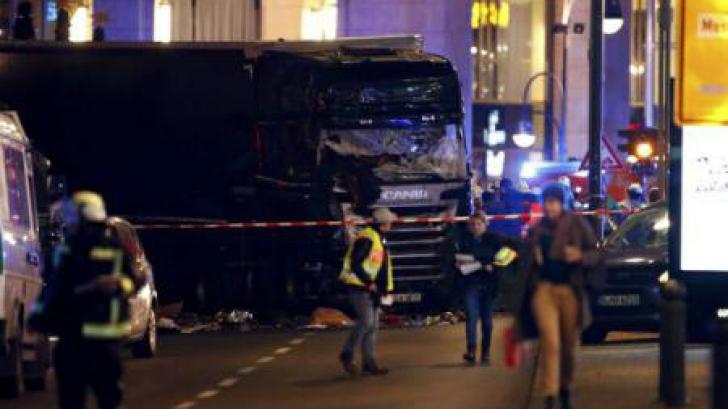 Pasagerul camionului care a intrat în mulțime la Berlin era polonez