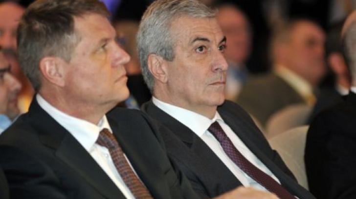 Iohannis, despre discuţia cu Tăriceanu: A fost o discuţie informală. Nu vreau să intru în detalii