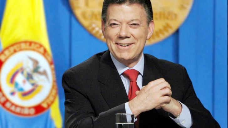 Premiul Nobel pentru Pace, înmânat președintelui columbian, Juan Manuel Santos