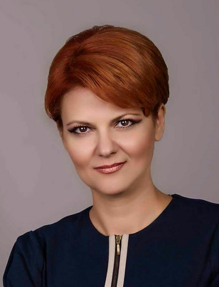 Lia Olguţa Vasilescu dezvăluie: Buşoi mi-a spus să uităm de nominalizarea de premier din partea PSD