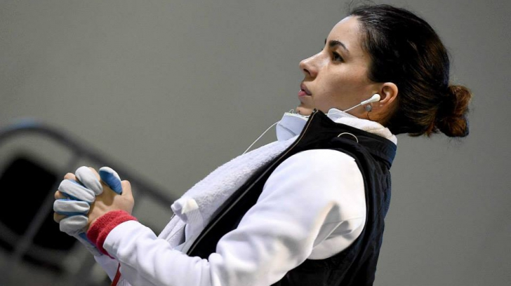 Medaliata cu aur olimpic Loredana Dinu, declarată sportivul anului 2016 de CS Dinamo