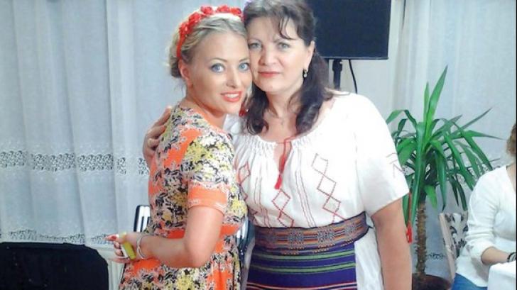 Delia și mama ei