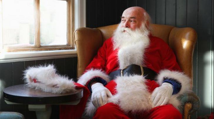 Părinții, șocați. Ce le-a spus copiilor lor un Moș Crăciun dintr-un magazin